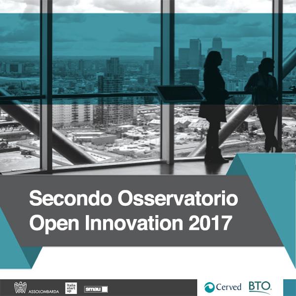 """Scarica La 2° Edizione Dell' """"Osservatorio Open Innovation E CVC 2017"""""""