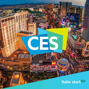 """Made In Italy – The Art Of Technology"" A CES 2018 – Las Vegas"