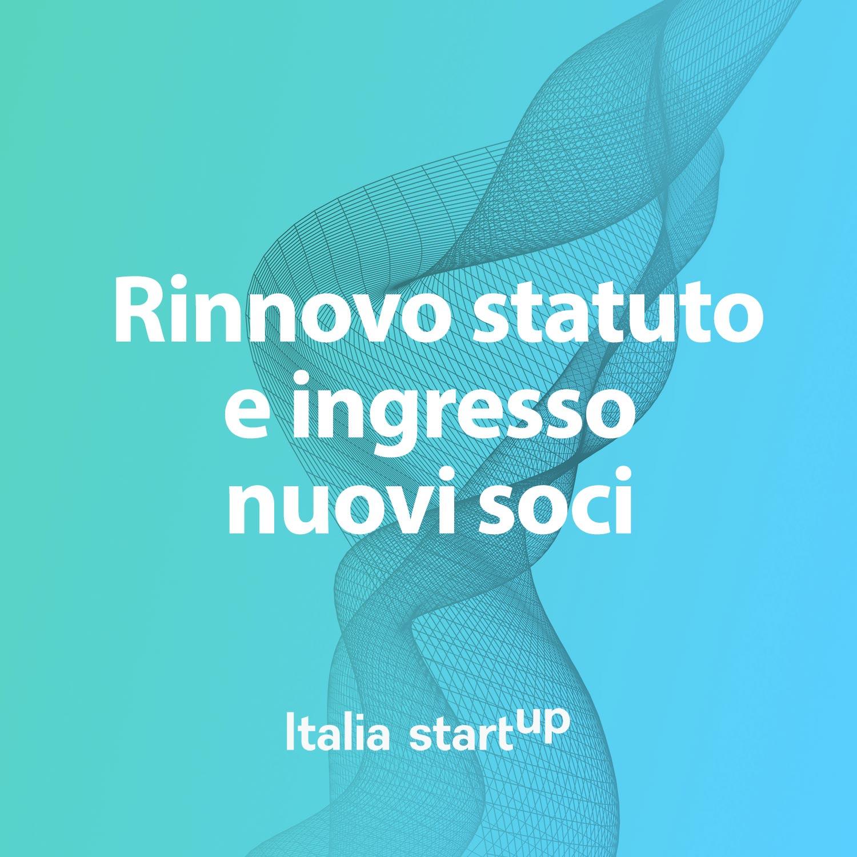 Italia Startup Rinnova Lo Statuto E Accoglie Nuovi Soci