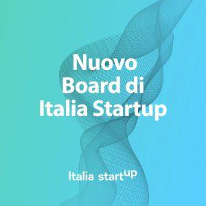 Nuovo Board Di Italia Startup