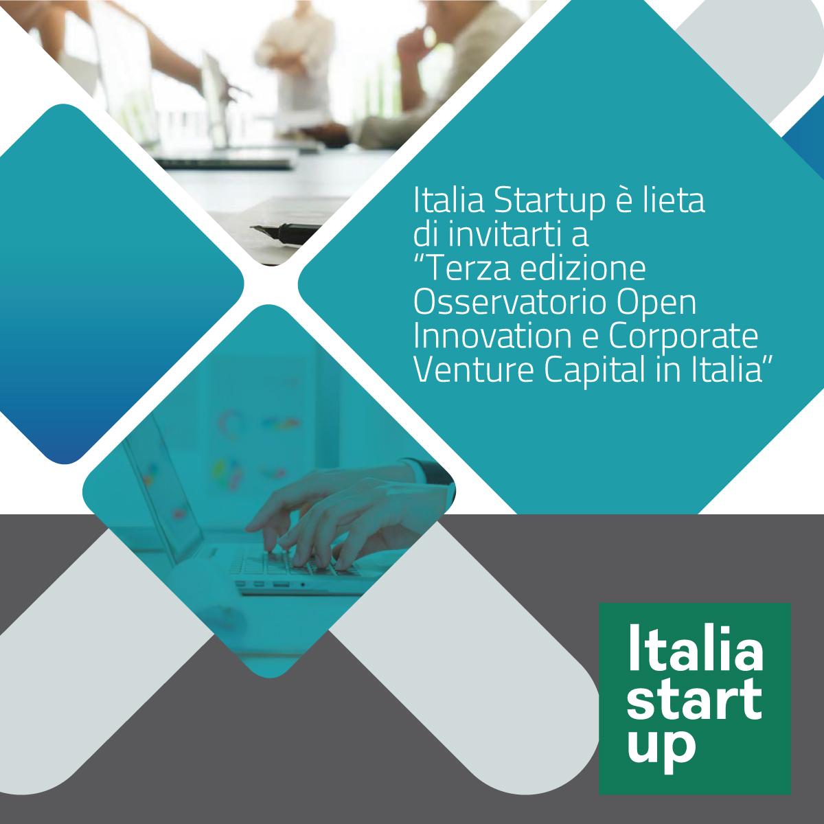 Terza Edizione Osservatorio Open Innovation E Corporate Venture Capital In Italia