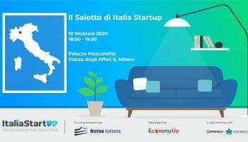 salotto italia startup milano